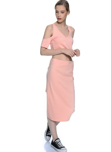 Mink Pink Bluz Pembe